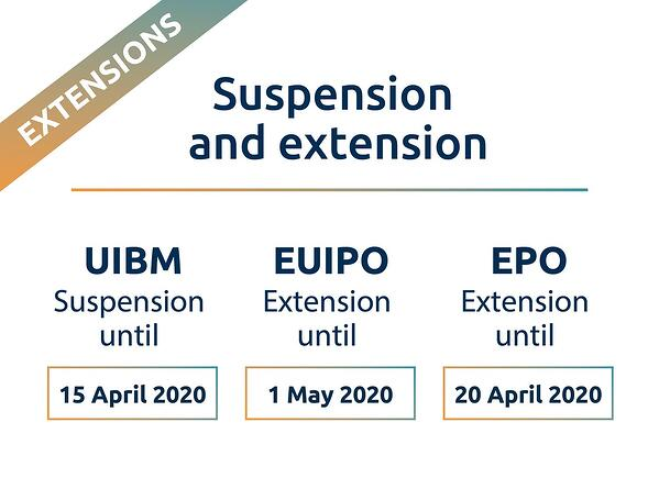 Suspension and extension