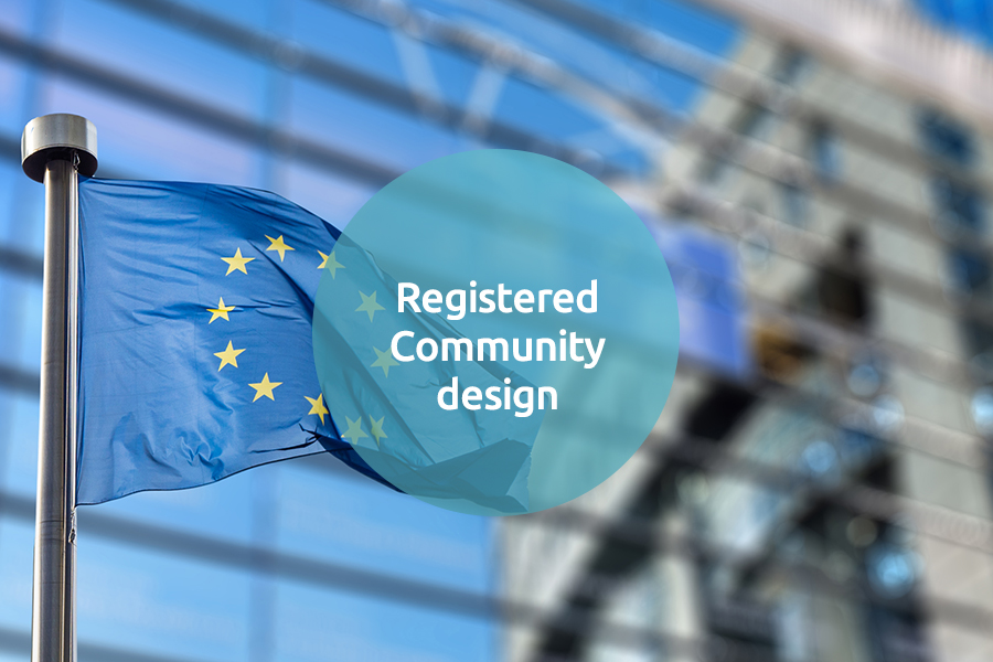 registered community design