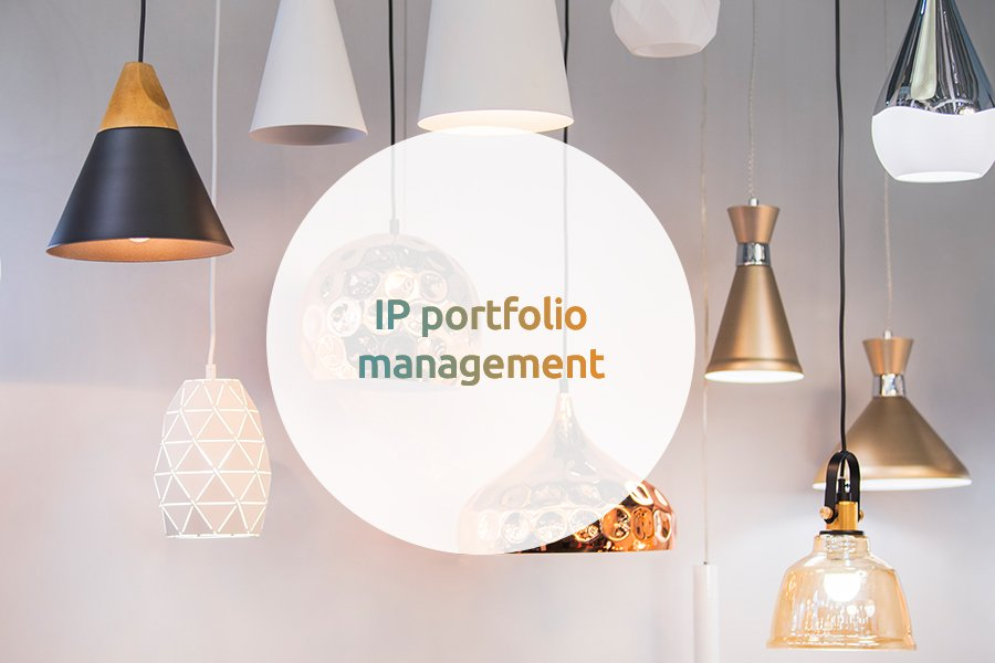 ip portfolio management