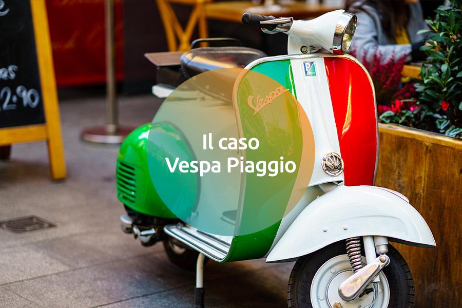 Il caso Vespa Piaggio