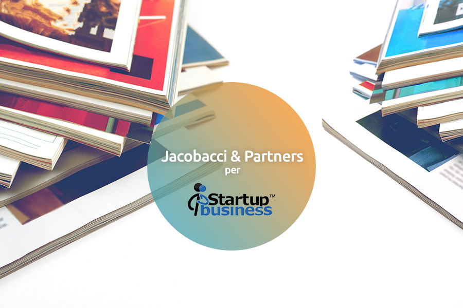 Jacobacci & Partners per Startup business