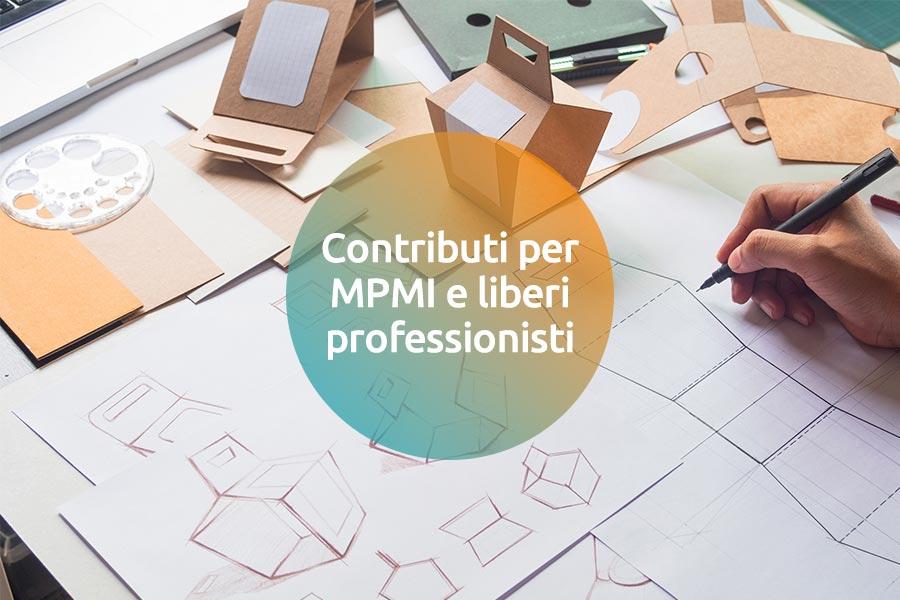 Contributi per MPMI e liberi professionisti