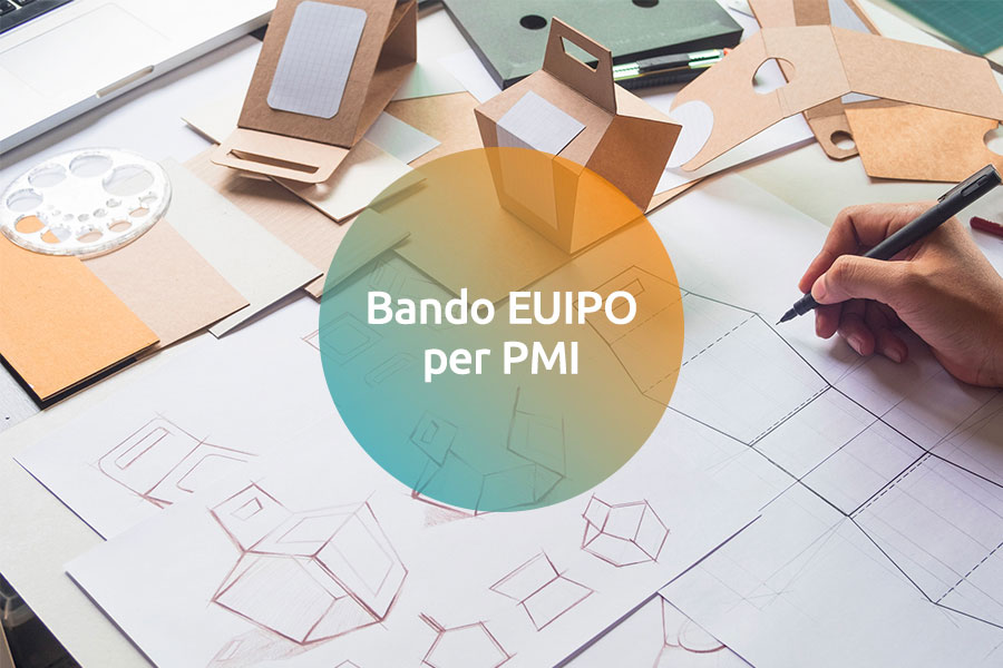 Fondo EUIPO per le PMI che registrano marchi, modelli e disegni