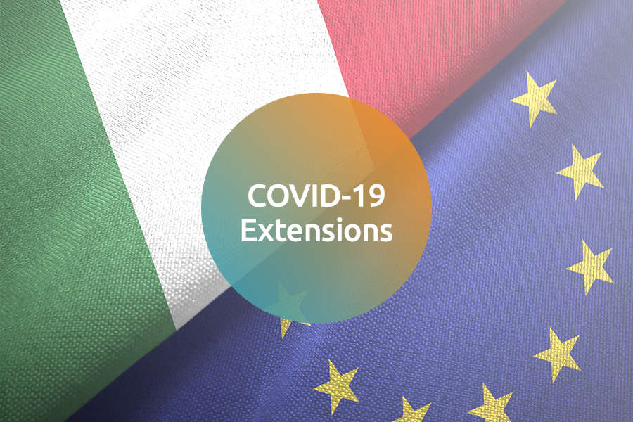 COVID-19 Extensions