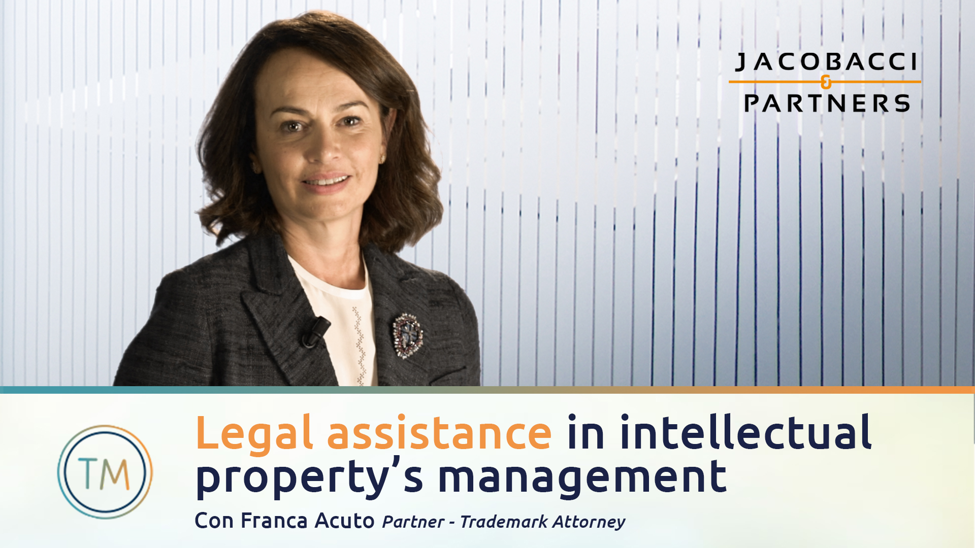 The importance of legal assistance in the management of intellectual property