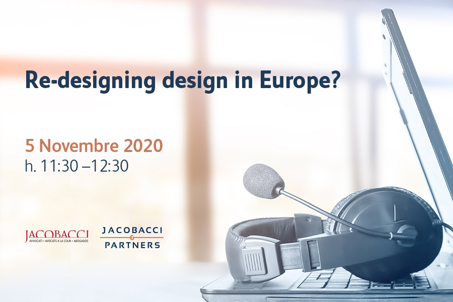 Re-designing design in Europe?